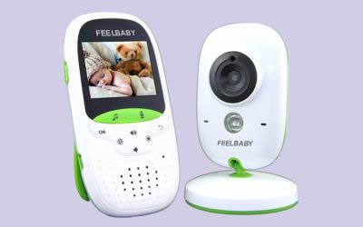 VB602 Video Baby monitor